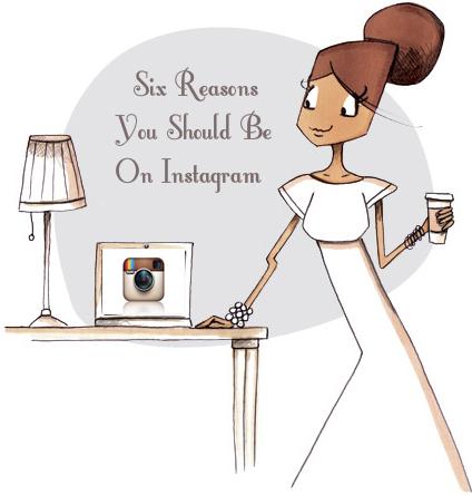 7 причин быть вместе в Instagram