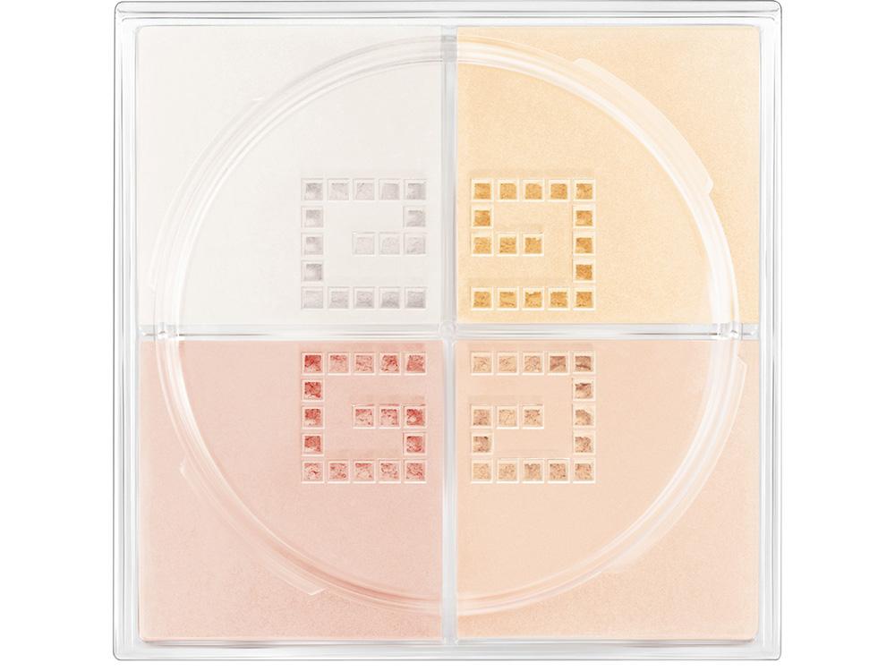 Рассыпчатая четырехцветная пудра для лица Givenchy Prisme Libre