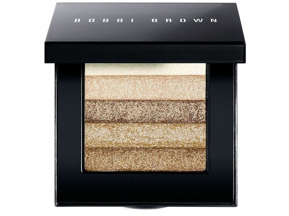 Шиммер Bobbi Brown Shimmer Brick Compact Beige