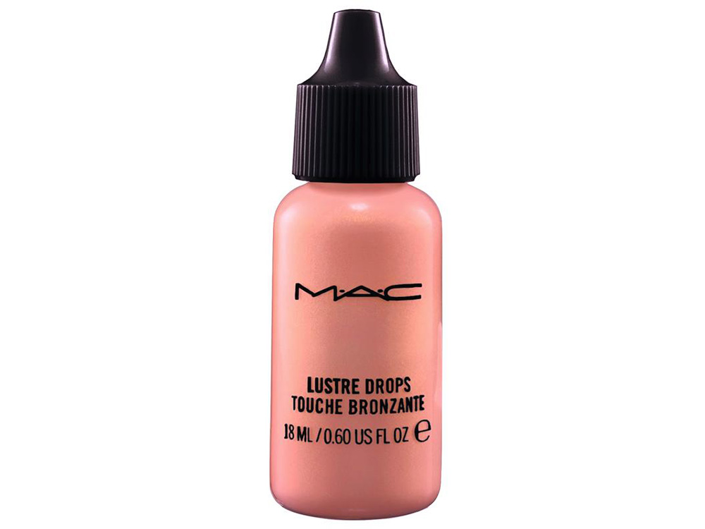 Жидкий хайлайтер MAC Lustre Drops Pink Rebel