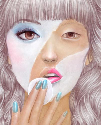 Салфетки для снятия макияжа