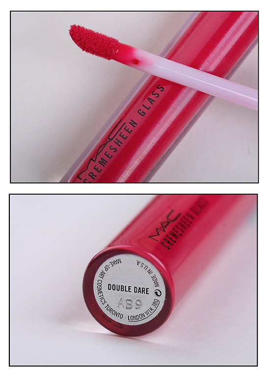 Блески для губ MAC Cremesheen Glass