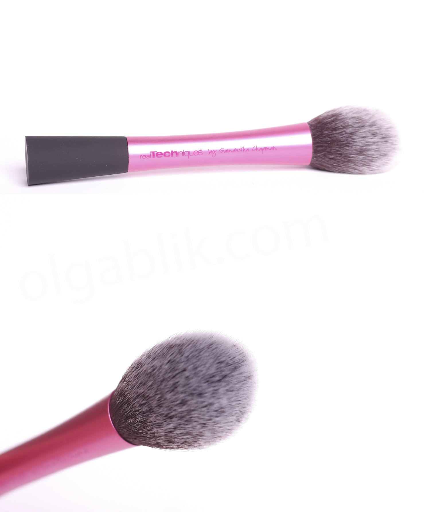 Кисти Real Techniques Makeup Brushes