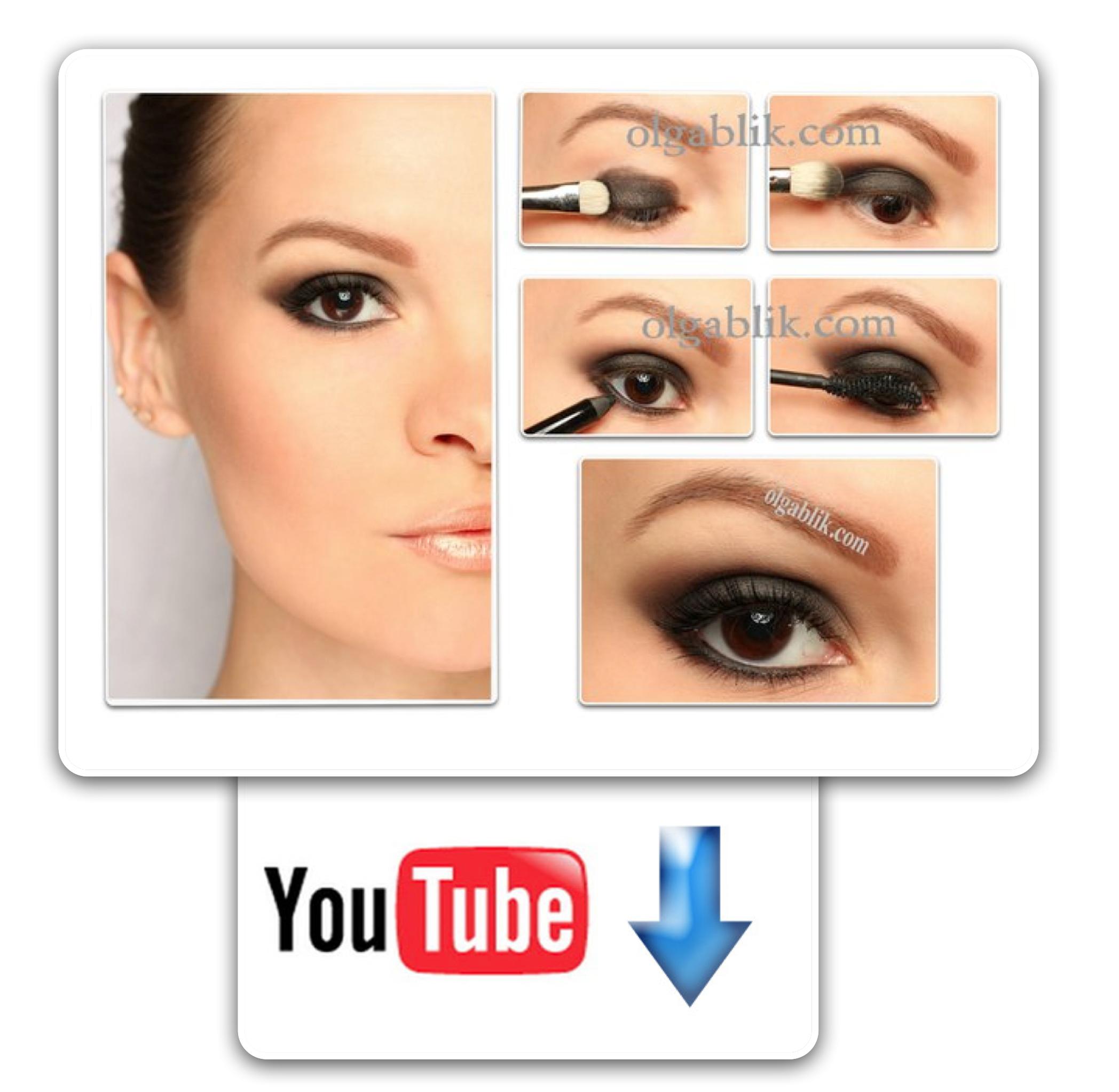 Pin by superstarglam on videos | pinterest | fall makeup tutorial.