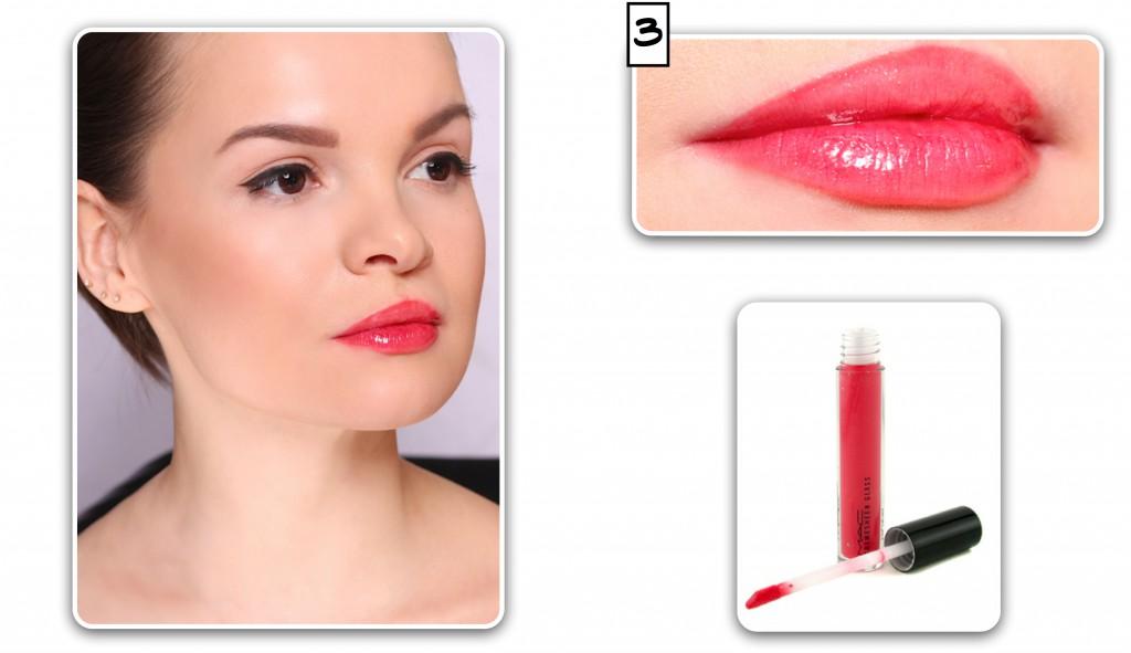 Блески для губ NYX, MAC, Dior