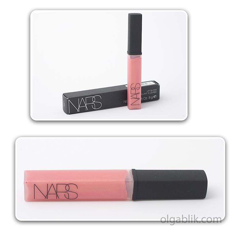 блеск для губ NARS Lip Gloss Orgazm