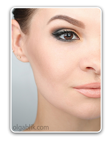 Поэтапный макияж для нависшего века