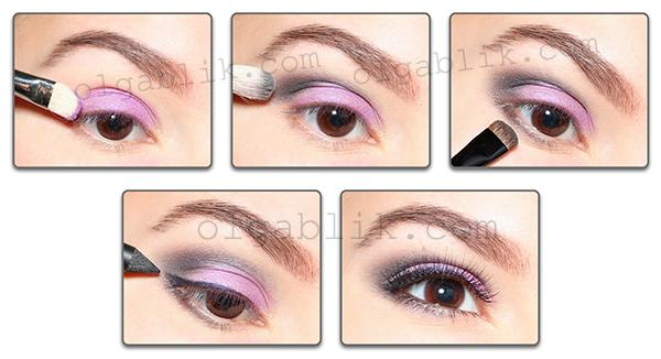 Тени Sephora Colorful Palette