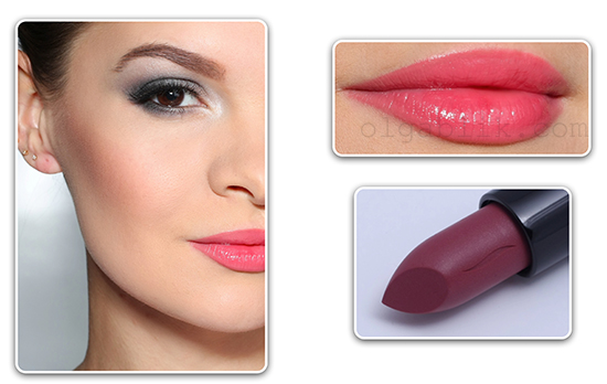 Губная помада Sephora Rouge Shine Lipstick