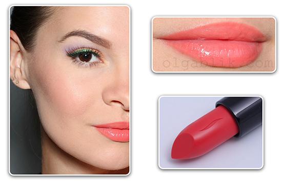 Помада sephora rouge shine lipstick - знакомимся вместе!) . beauty blog - ольга блик - авторский бьюти блог.