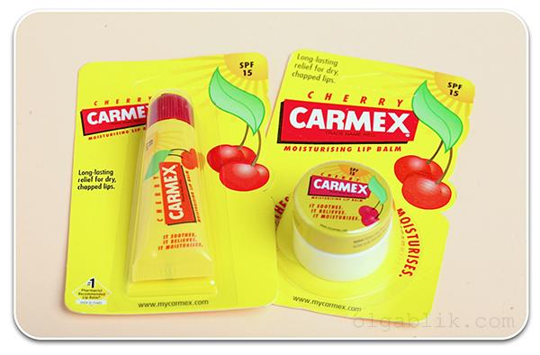 Carmex бальзам для губ