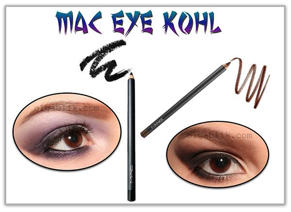 MAC Eye Kohl - карандаш для глаз