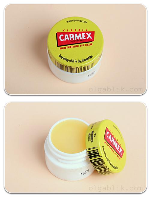 Carmex - бальзам для губ: отзывы и фото на Кармекс
