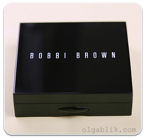 шиммер bobbi brown shimmer brick compact