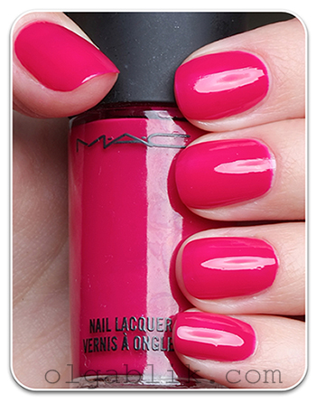 Лак для ногтей MAC - M·A·C Studio Nail Lacquer - Gee Whiz
