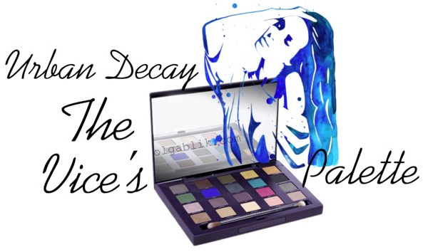 Eyeshadow Urban Decay The Vice Palette