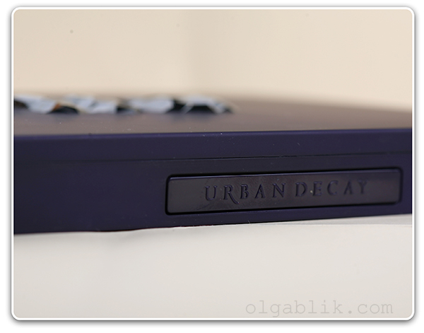 Urban Decay The Vice Eyeshadow Palette