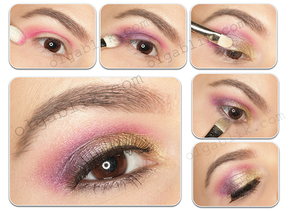 Urban Decay The Vice Palette tutorial
