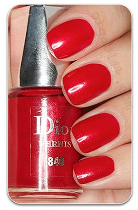 Лак для ногтей Christian Dior: отзывы, свотчи, фото