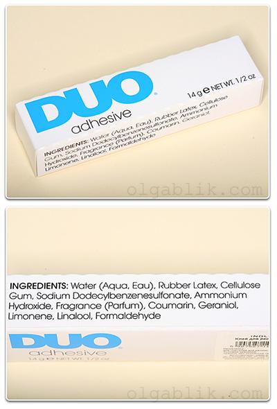 Клей для ресниц DUO Eyelash Adhesive