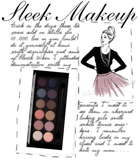 Sleek i-Divine Eyeshadow Palette Oh So Special