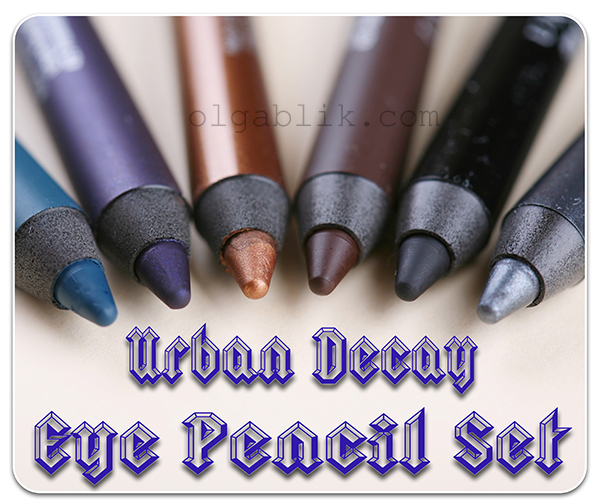 Карандаш для глаз Urban Decay 24/7 Glide-On Eye Pencil - отзывы