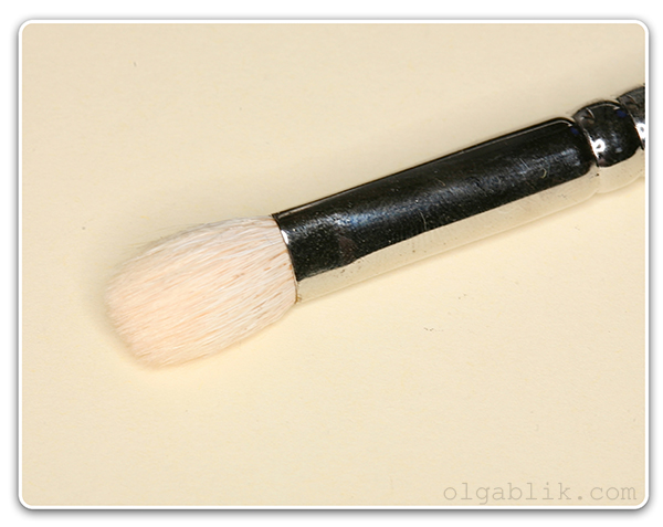 Кисть для растушевки теней - кисть MAC 217 Blending Brush