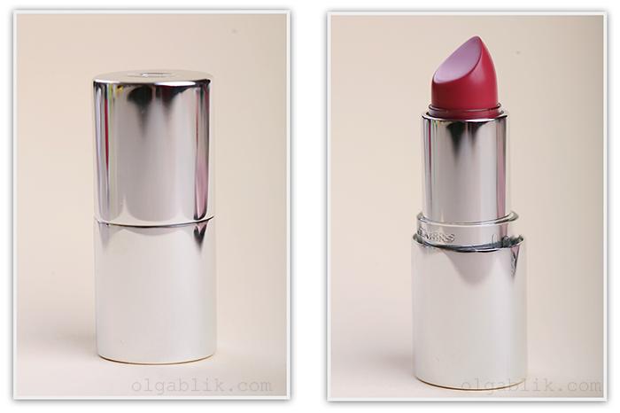 лучшая губная помада Clarins Joli Rouge Lipstick