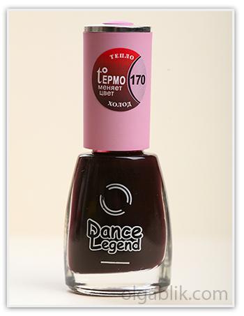 Dance Legend — лак для ногтей Termo - упаковка