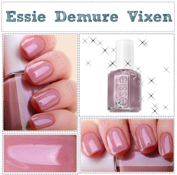 Essie Demure Vixen - лак для ногтей - фото
