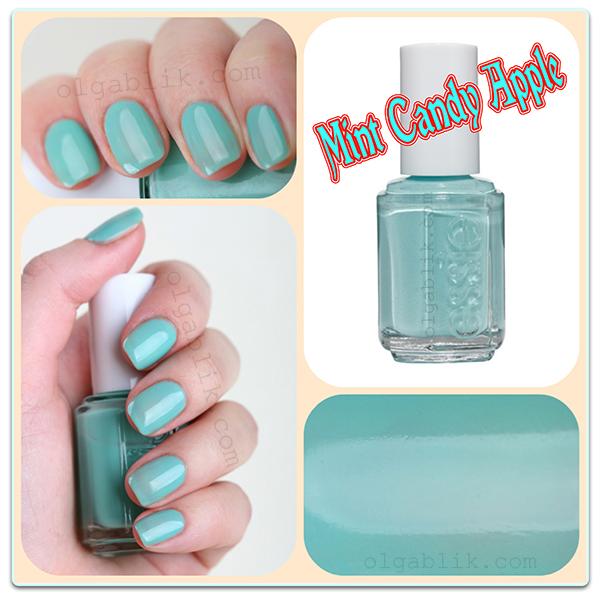 лак для ногтей Essie Mint Candy Apple
