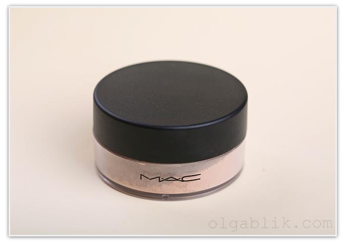 Рассыпчатая пудра для лица Mac Select Sheer Loose Powder