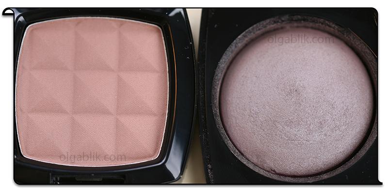 NYX Taupe Powder Blush румяна для скульптурирования Chanel Ombre Contraste Notorious