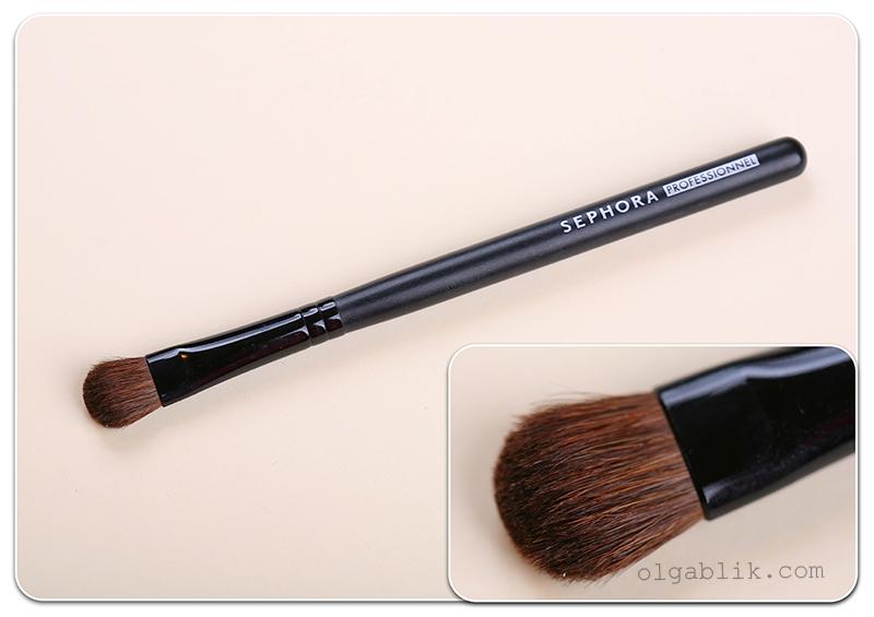 MAC #239, Make Up For Ever #5, Sigma E55, Sephora Brush #22
