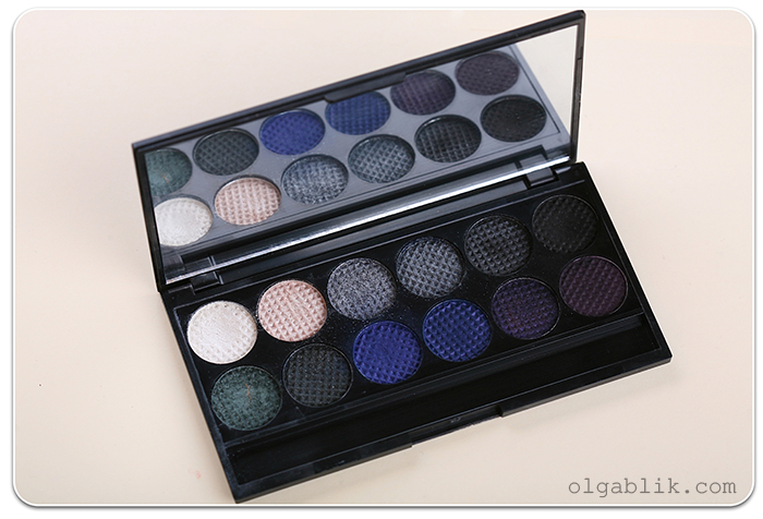 палетка Sleek Makeup i-Divine Bad Girl Palette