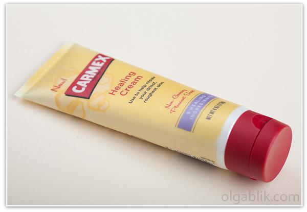 крем для лица Carmex Healing Cream