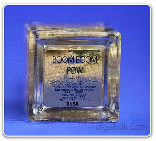 Лак Deborah Lippmann Boom Boom Pow