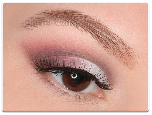 Пошаговый макияж глаз для нависших век