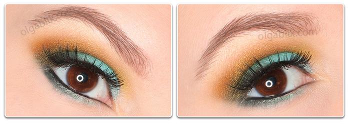 Пошаговый макияж с Lime Crime China Doll Eyeshadow Palette