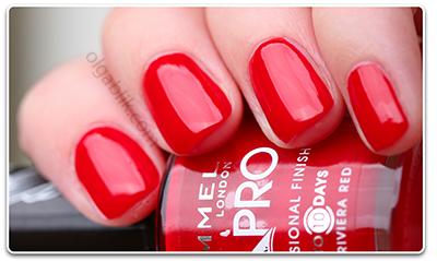 Лак для ногтей Rimmel Lycra Pro Nail Polish