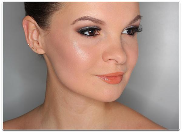 makeup tutorial Sleek i-Divine Au Natural Palette