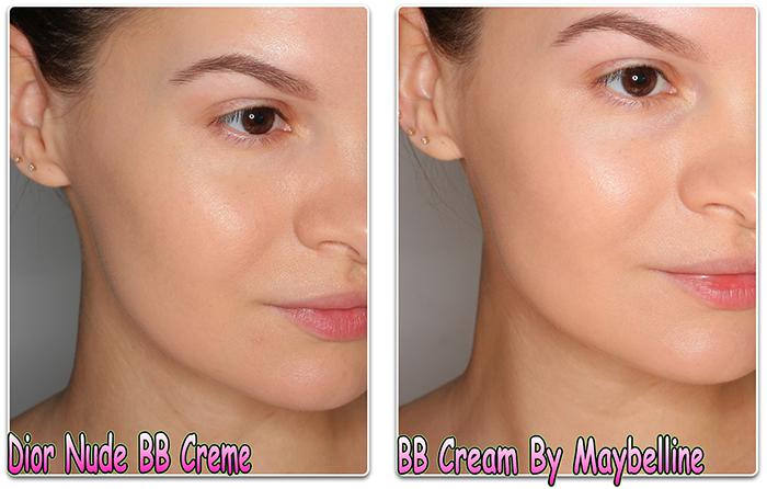 Dream Fresh BB Cream By Maybelline Dior Nude BB Creme