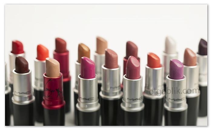Помада для губ MAC Cosmetics Lipstick