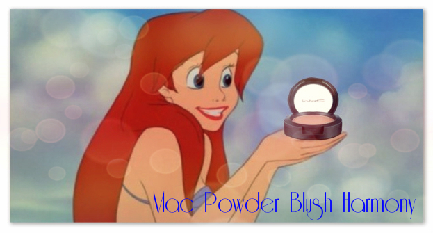 Mac Powder Blush Harmony