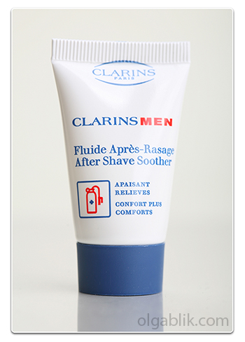 ManBox GlamBox Clarins Men After Shave Soother - смягчающий крем после бритья