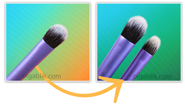 Кисть Real Techniques Shading Brush