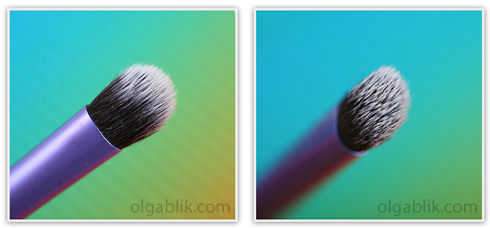 Кисть Real Techniques Domed Shadow Brush