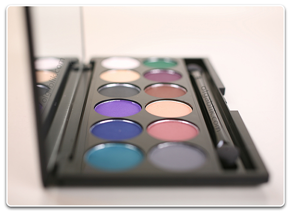 Sleek MakeUp Ultra Matte i-Divine Palette