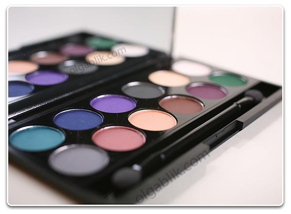 Sleek MakeUp Ultra Matte i-Divine Palette