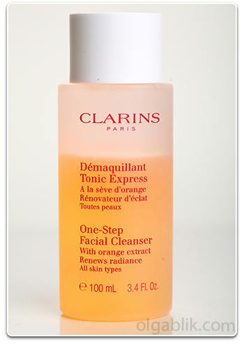 Clarins Demaguilliant tonic express